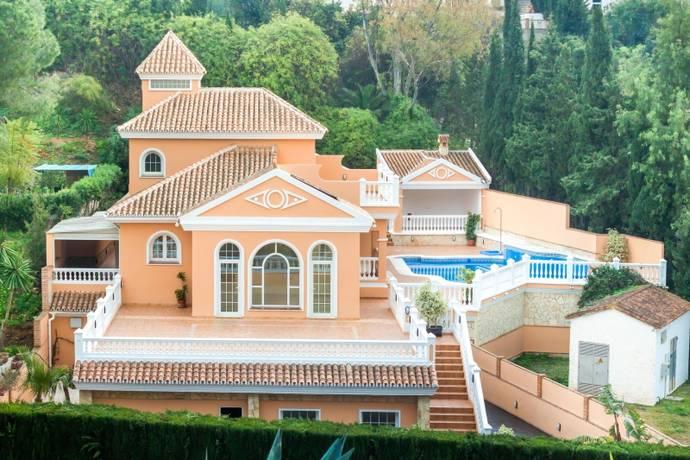 Bild: 6 rum villa på Villa, Mijas - Mijas Campo - Costa del Sol, ES, Spanien Campo Mijas