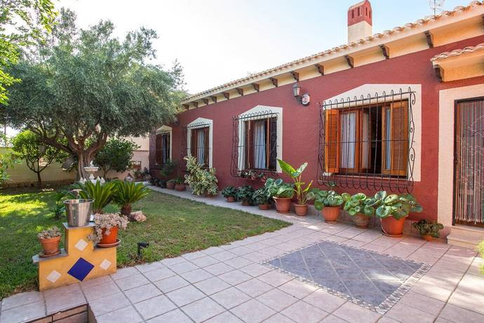 Bild: 5 rum villa på Villa i Orihuela, Alicante, Spanien Orihuela