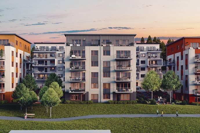 Bild: 2 rum bostadsrätt på Forskargränd 5, Sundbybergs kommun Ursvik
