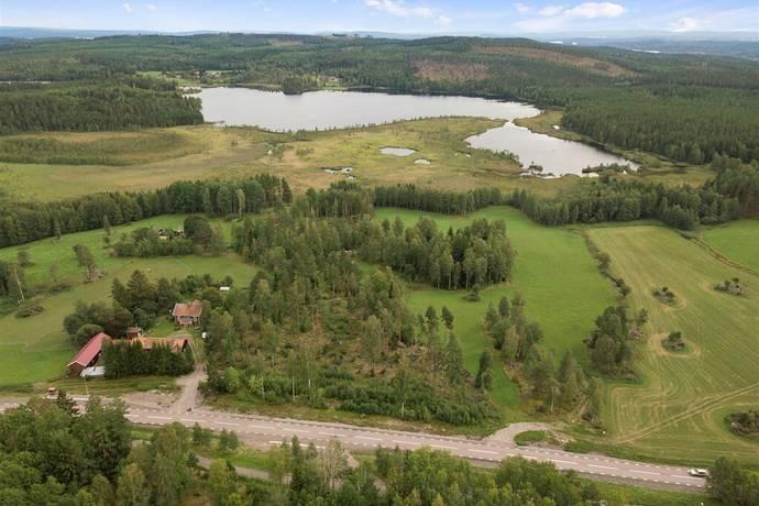 Bild: tomt på Morbygden, Falu kommun Morbygden