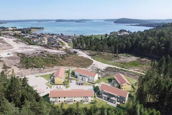Bild från Lanesund/Utby - BRF Lanesundsviken