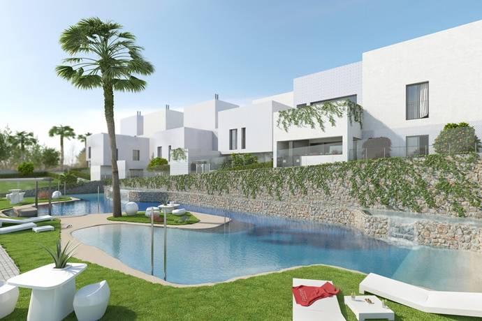 Bild: 3 rum bostadsrätt på Nya lägenheter i fint naturområde, Spanien Torrevieja Söder - San Miguel de Salinas