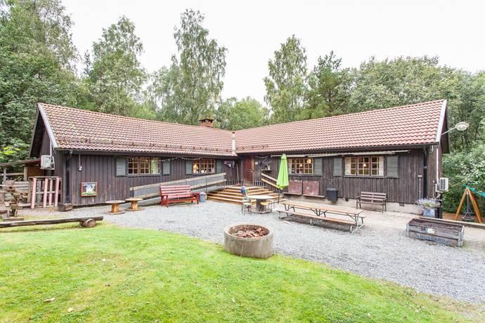Bild: 5 rum villa på Vallongatan 23, Vaggeryds kommun Centrala Vaggeryd