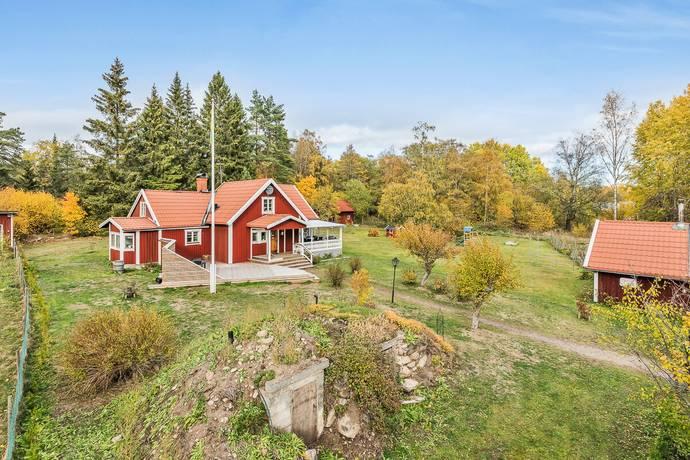 Bild: 4 rum villa på Prästtorpsvägen  21, Norrtälje kommun Väddö