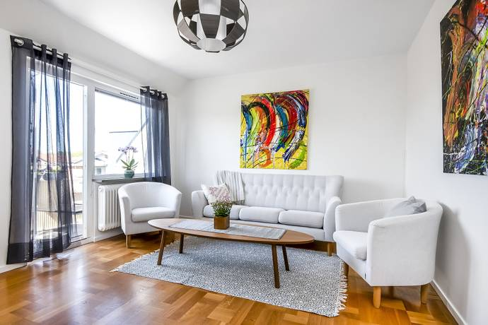 Bild: 2 rum bostadsrätt på Nygårdsvägen 18B, Kristianstads kommun Kristianstad - Gamla Näsby