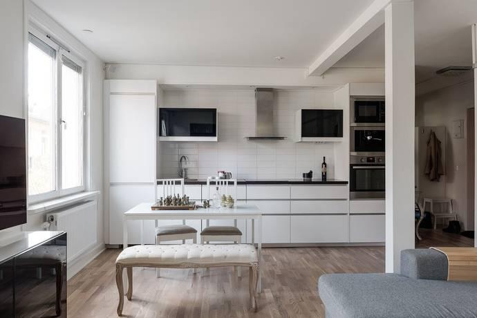 Bild: 3 rum bostadsrätt på Brahegatan 17, Västerås kommun Herrgärdet