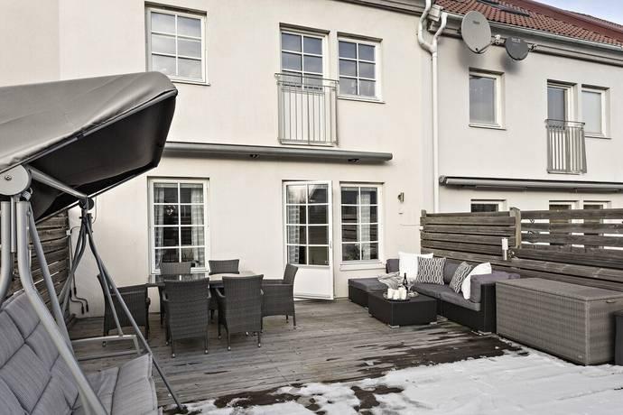 Bild: 5 rum radhus på Bäcklundagatan 6, Malmö kommun Kvarnby/Husie