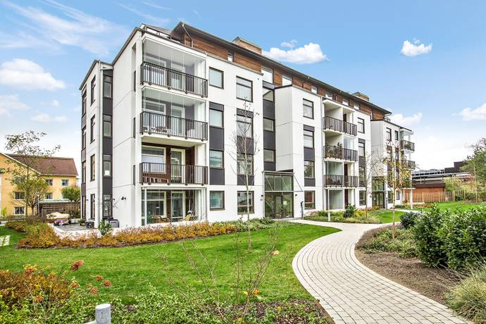 Bild: 3 rum bostadsrätt på Hällestadsvägen 8D, Lunds kommun Dalby