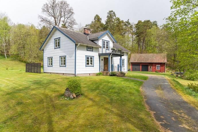Bild: 6 rum villa på Västgötavägen 4, Svenljunga kommun Överlida