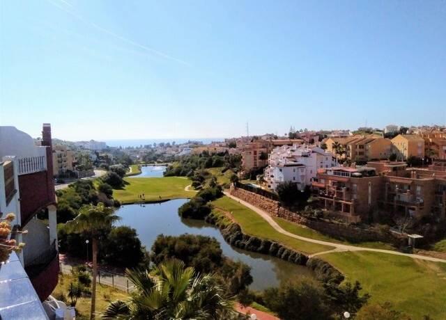Bild: 3 rum bostadsrätt på Utsikt över golfbanan!, Spanien Mijas Costa - Riviera del Sol