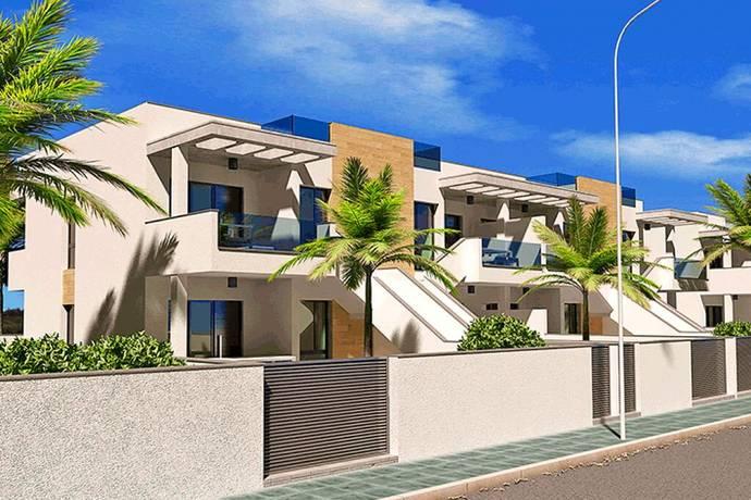 Bild: 3 rum bostadsrätt på Mil Palmeras, Orihuela Costa, Spanien