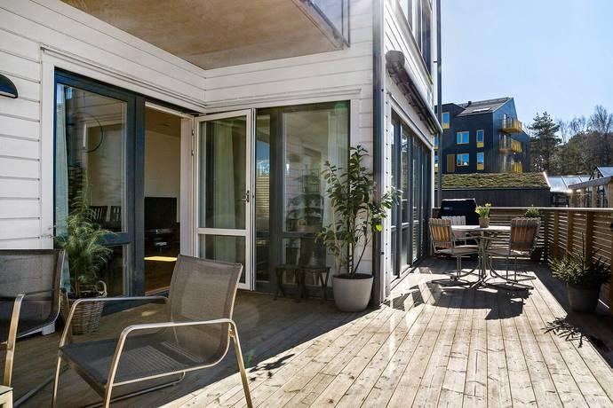 Bild: 4 rum bostadsrätt på Träslövsvägen 142D, Varbergs kommun Varberg