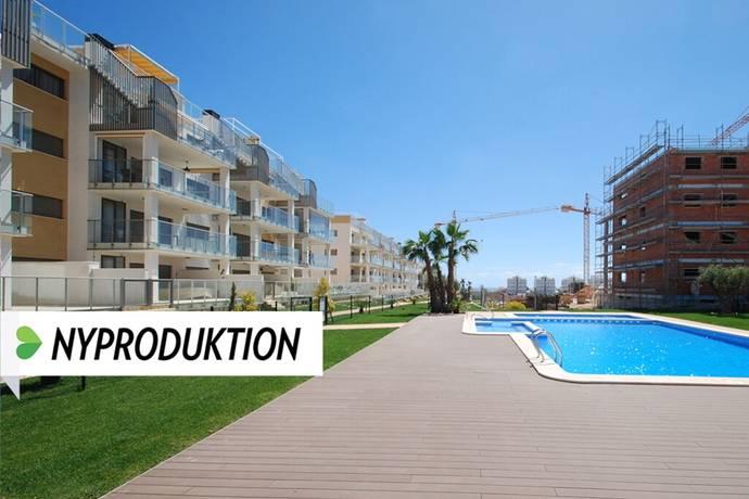 Bild: 3 rum bostadsrätt på Påkostade lägenheter i söderläge, Spanien Torrevieja Söder - Villamartin