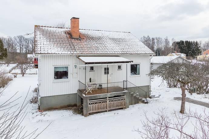 Bild: 5 rum villa på Sahultsvägen 12, Västerviks kommun Hjorted