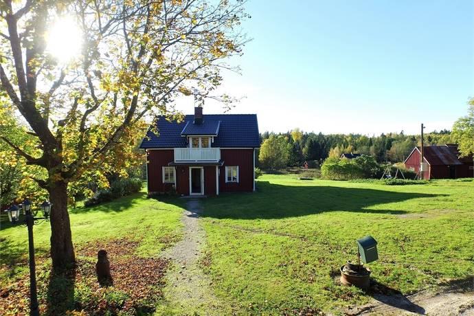 Bild: 6 rum gård/skog på Ingribyn 5, Melleruds kommun