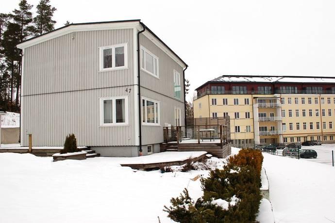 Bild: 5 rum villa på Sandstuguvägen 47, Botkyrka kommun UTTRAN