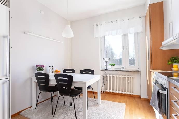 Bild: 1 rum bostadsrätt på Solvändan 4 A, Umeå kommun Haga