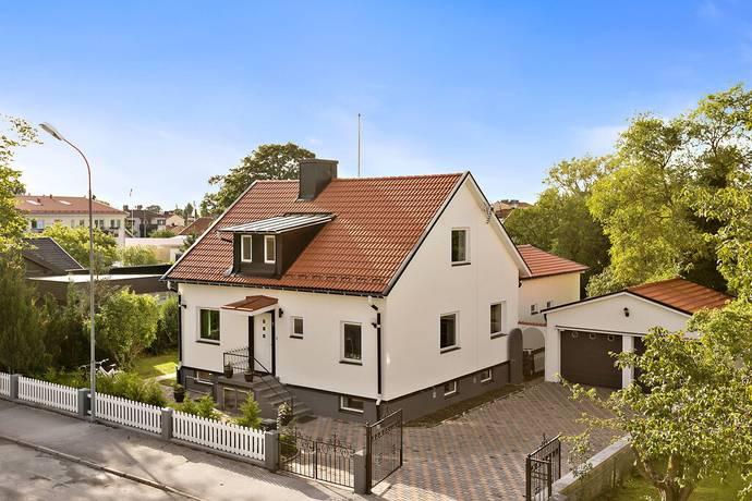 Bild: 5 rum villa på Tjelvarvägen 5, Gotlands kommun Visby
