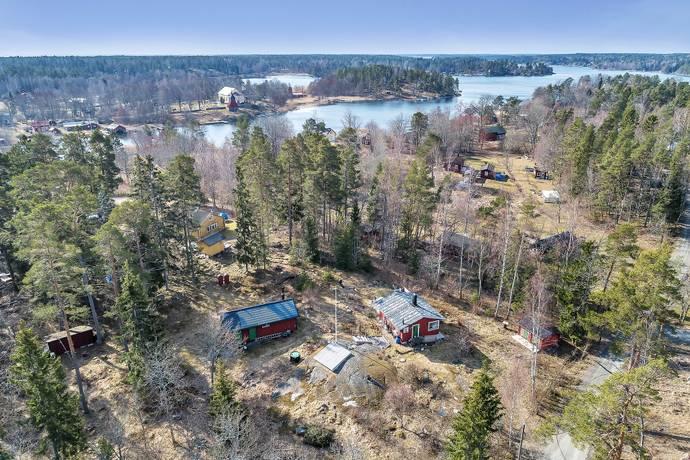 Bild: 2 rum fritidshus på Borgövägen 5-7, Norrtälje kommun Blidö