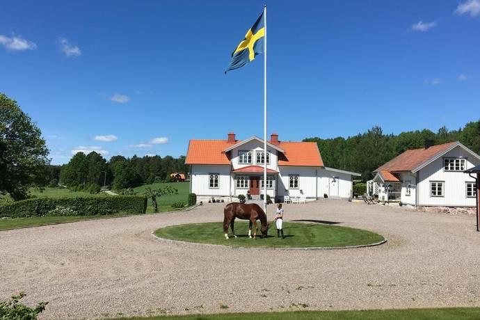 Bild: villa på Ölmstorp 1, Flens kommun Mellösa