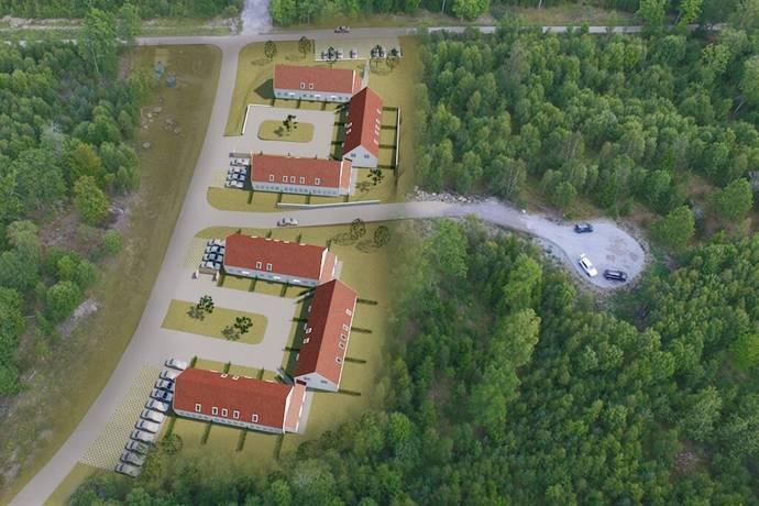 Bild: 4,5 rum bostadsrätt på Adelcrantz väg 1-2, Enköpings kommun