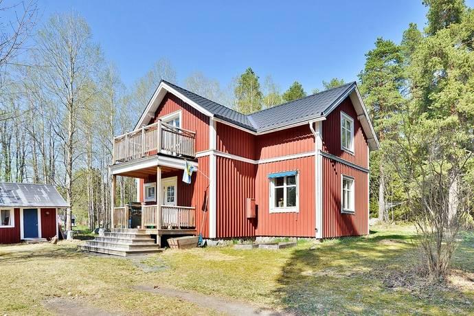 Bild: 4 rum villa på Fårövägen 109, Piteå kommun Fårön