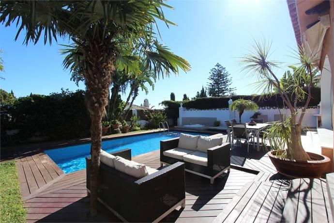 Bild: 5 rum villa på Villa med härliga uteplatser, Spanien La Cala de Mijas | Mijas Costa