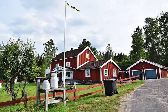 Bild: 5 rum villa på Näfstad 724, Vimmerby kommun Vimmerby - Näfstad
