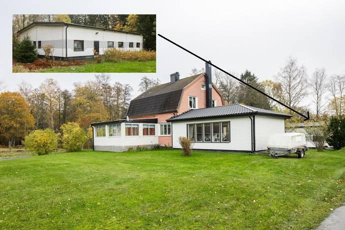 Bild: 6 rum villa på Villagatan 12, Gislaveds kommun