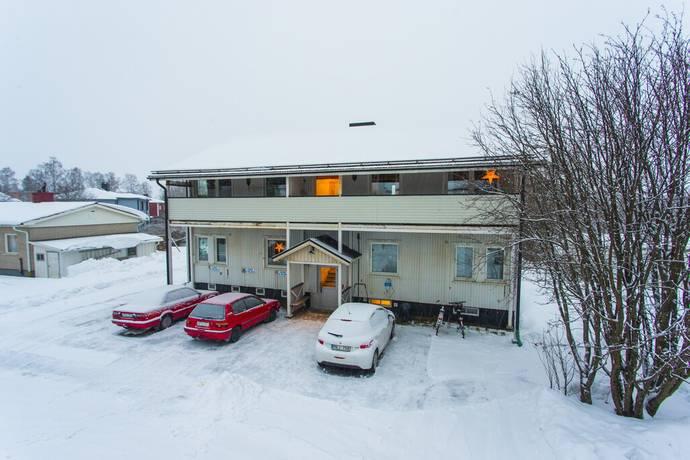 Bild: villa på Erikslundsgatan 49, Bodens kommun Erikslund