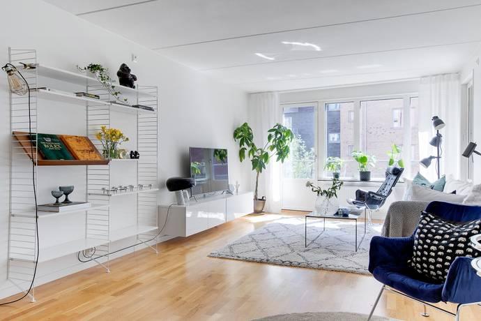 Bild: 2 rum bostadsrätt på Kungsängsgatan 57 M, Uppsala kommun Kungsängen/Industristaden