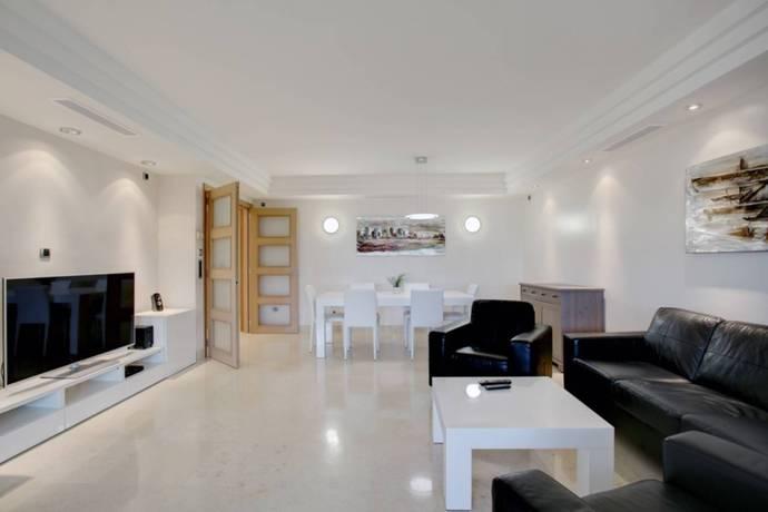 Bild: 4 rum bostadsrätt på Costa del Sol, Marbella, Spanien