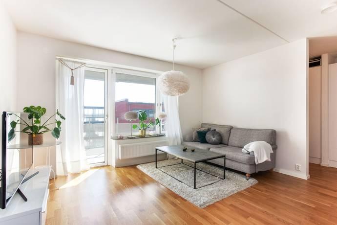 Bild: 2 rum bostadsrätt på Kamomillagatan 31, Stockholms kommun Annedal