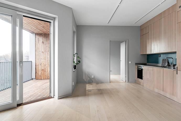 Bild: 2 rum bostadsrätt på Labradorgatan 8, Stockholms kommun Norra Djurgårdsstaden