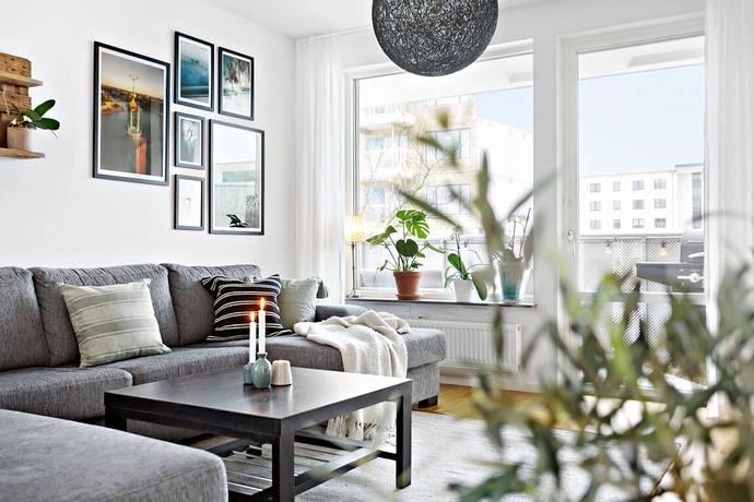 Bild: 3 rum bostadsrätt på Garagevägen 21, Stockholms kommun Blåsut