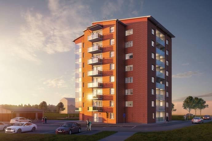 Bild: 1 rum bostadsrätt på Ridderstads gata 28, Linköpings kommun