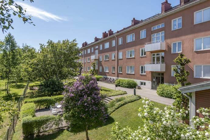 Bild: 1 rum bostadsrätt på Trozelligatan 21, Norrköpings kommun Söder