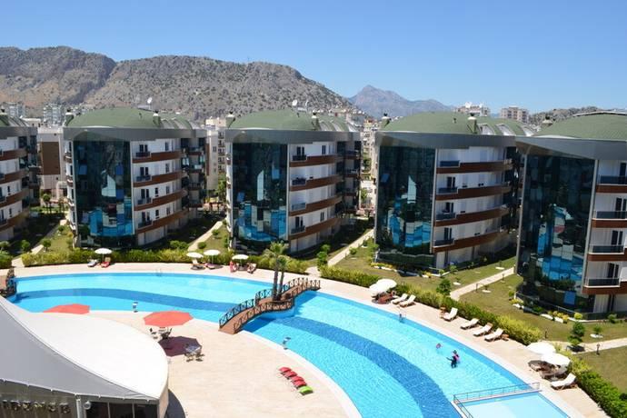 Bild: 2 rum bostadsrätt på Antalya Onkel id 105, Turkiet Konyaalti