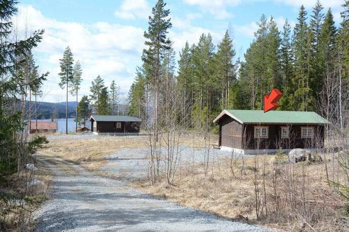 Bild: 2 rum fritidshus på Tomterna 9860, Bollnäs kommun
