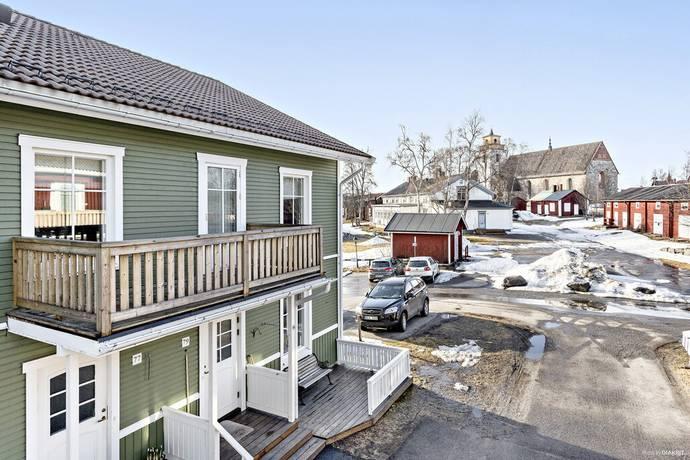 Bild: 3 rum bostadsrätt på Björkelundsvägen 77, Luleå kommun Gammelstad/Kyrkbyn