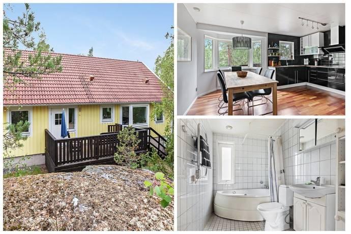 Bild: 6 rum villa på Sorterarvägen 11, Österåkers kommun Skärgårdsstad