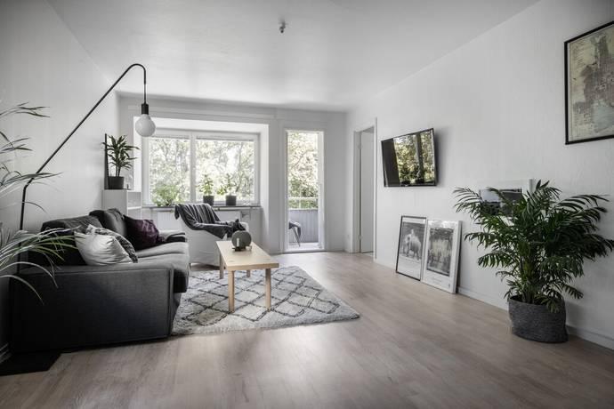 Bild: 2 rum bostadsrätt på Atlasvägen 41, Nacka kommun Sickla