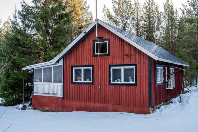 Bild: 3 rum villa på Vallen 16, Nordanstigs kommun