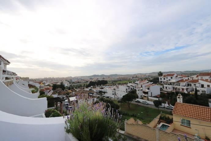 Bild: 3 rum radhus på Radhus i Mijas Costa, Costa del Sol, Spanien Mijas Costa