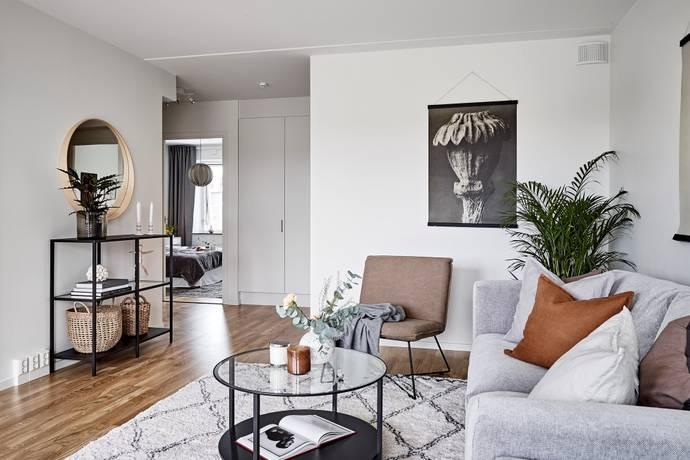 Bild: 3 rum bostadsrätt på Svängrumsgatan 83, Göteborgs kommun Högsbo
