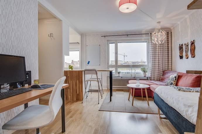 Bild: 1 rum bostadsrätt på Rådhusesplanaden 18A, Umeå kommun Centrum