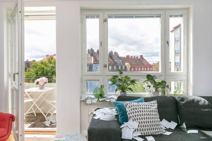 Bild: 3 rum bostadsrätt på Råsundavägen 160, Solna kommun Råsunda