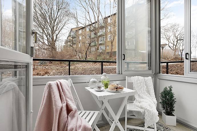 Bild: 3 rum bostadsrätt på Årevägen 17, Stockholms kommun Vällingby Centrum