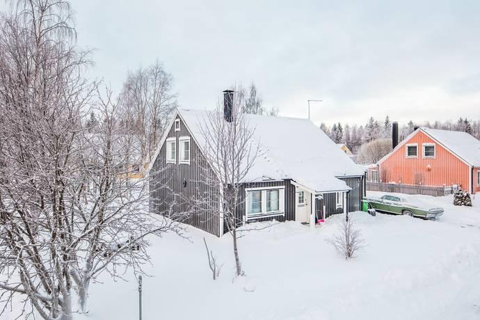 Bild: 7 rum villa på Renvägen 4, Haparanda kommun Marielund