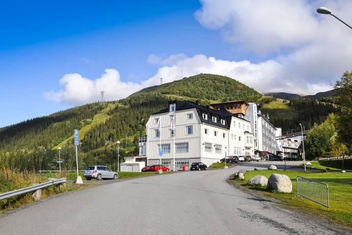 Bild: 2 rum bostadsrätt på Tott Suites/lgh 441, Tott Hotell, Åre kommun Åre By